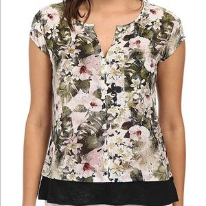 Sanctuary floral top